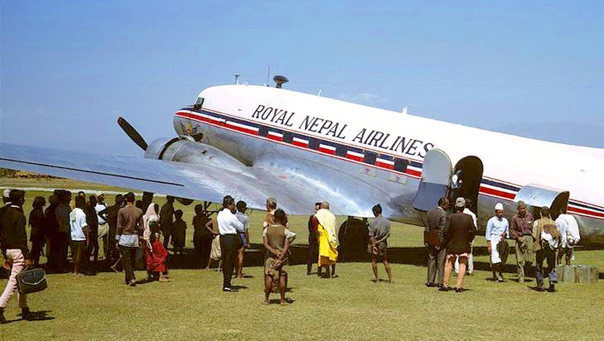 History Of Nepal Airlines : Flag Carrier Of Nepal