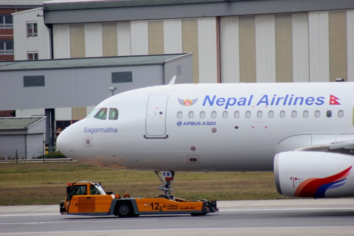 Nepal Airlines Airbus