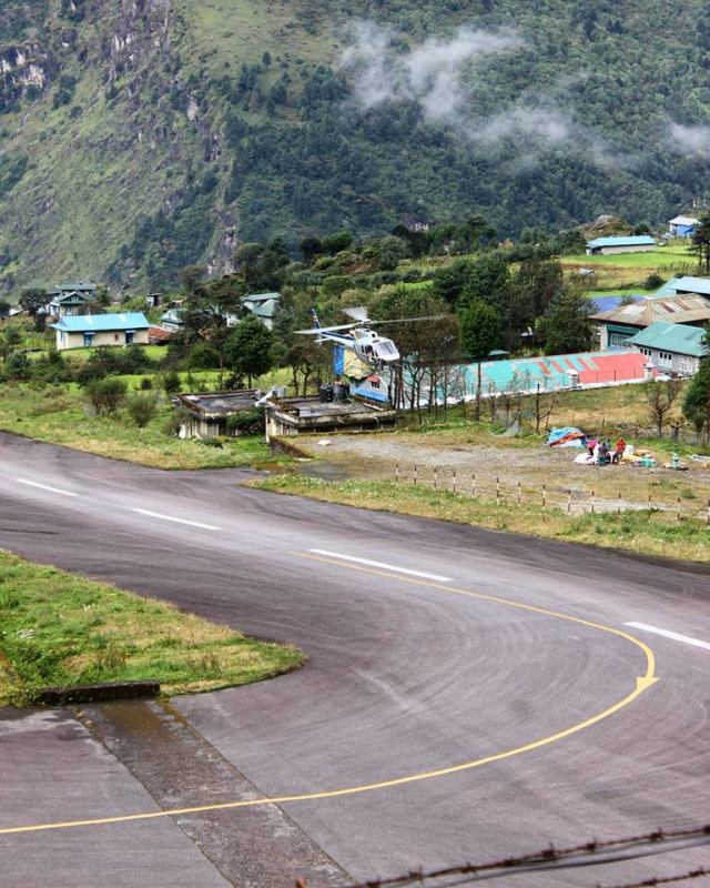 Everything To Know About Lukla Flight Route This Season