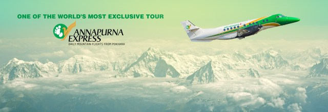 Mountain Flight From Pokhara : Yeti Airlines Starting It First