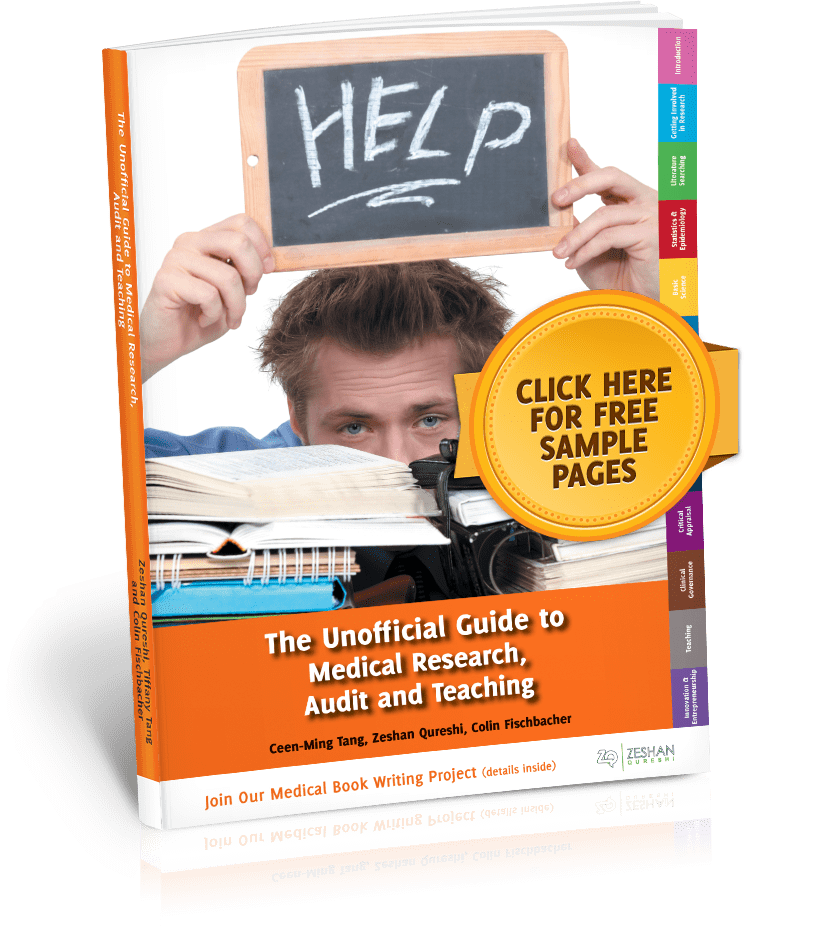 The Unoffical Guide to Medicine - The Unoffical Guide To Medical Research Audit And Teaching Book