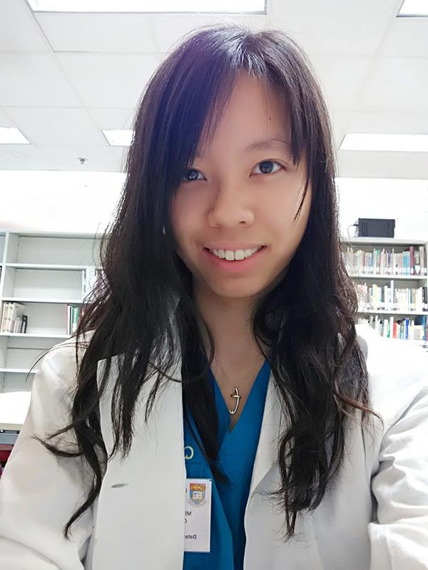 Ceen-Ming Tang BA (Hons) MedSci