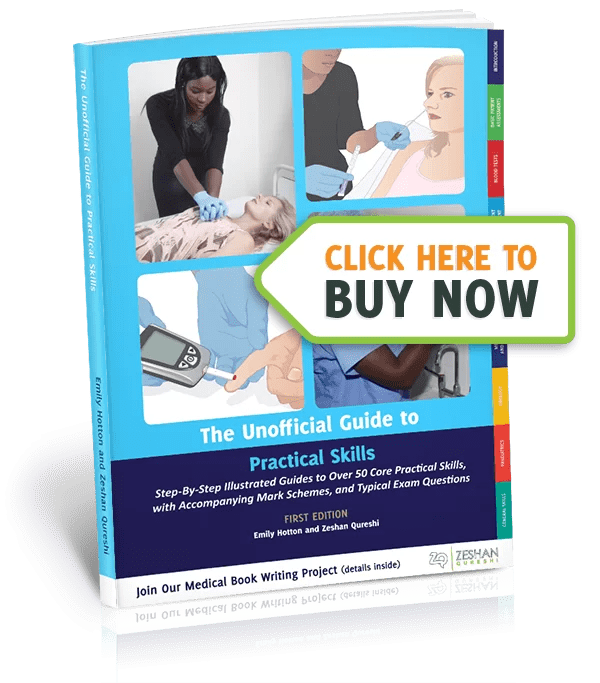 The Unoffical Guide To Practical Skills - Buy Now image