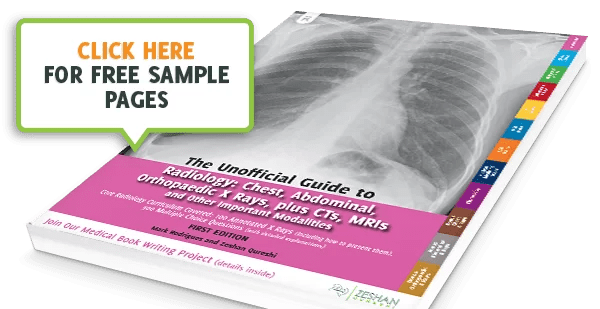 The Unoffical Guide To Radiology - Download Preview image two