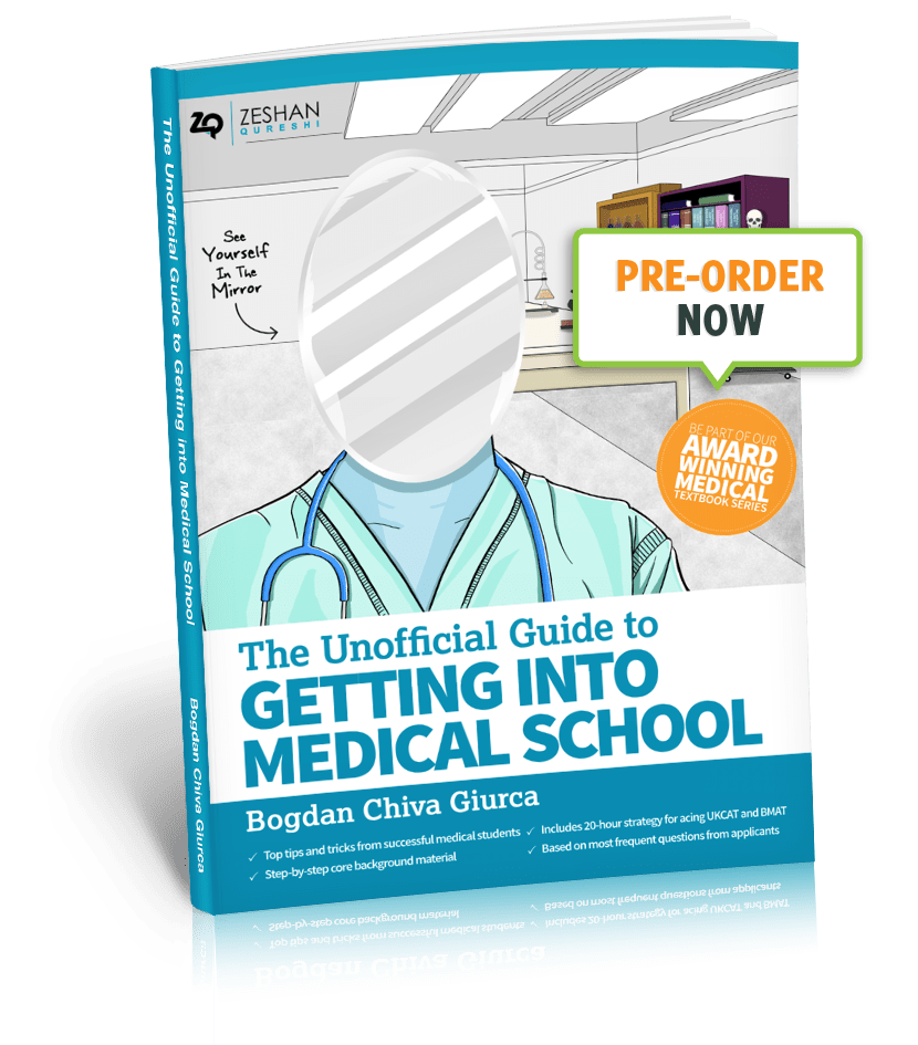 The Unoffical Guide To Getting into Medical School book image