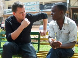 Scott Mills' Uganda documentary to air Valentine's Day