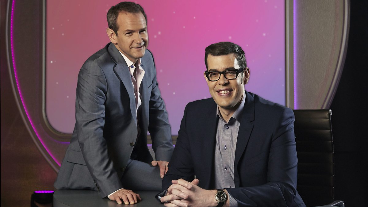 Radio 1 episode of Pointless to air soon