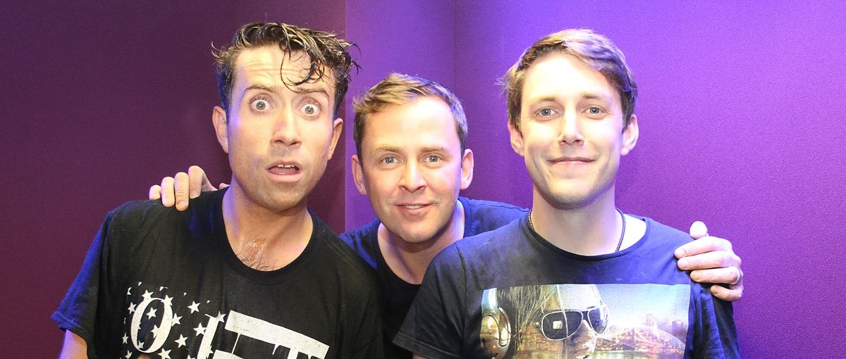 Scott covers for Grimmy in August