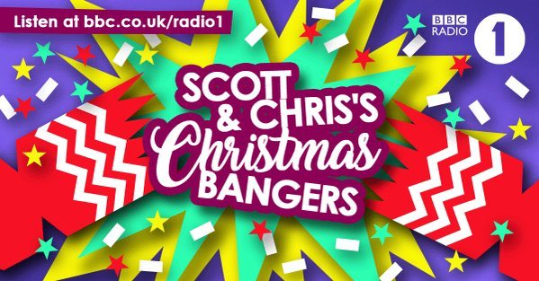 Scott and Chris' Bangers to air on Christmas Eve