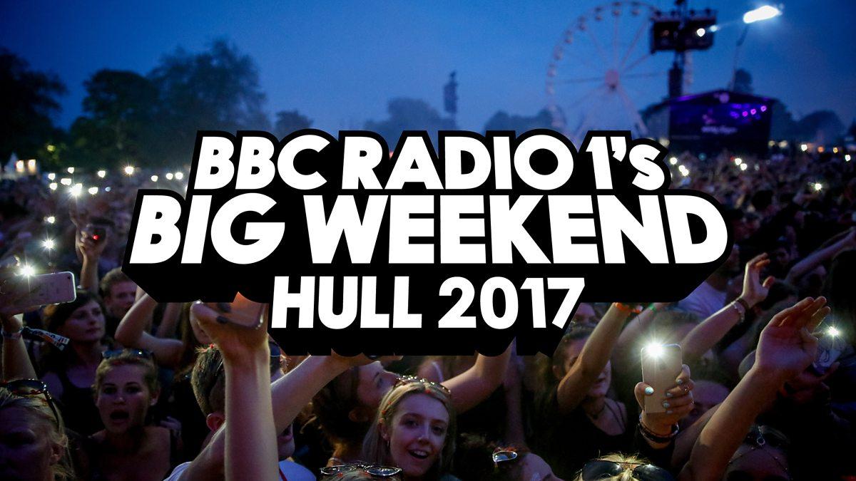 Radio 1's Big Weekend heads to Hull