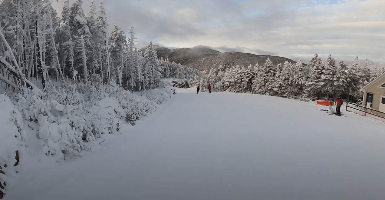 WATCH: Smugglers' Notch Top-to-Bottom Run In 4k (Sterling Mountain)