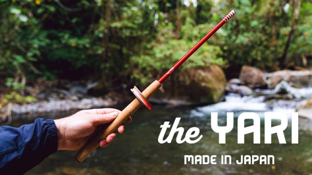 This Idaho Company Has Spent Years Perfecting The Japanese Telescoping Fly Rod