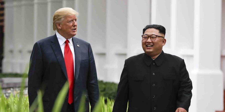 ¿Segunda cumbre entre Trump y Kim Jong Un podría ser una apertura al cristianismo?