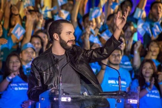 Nuevo presidente de El Salvador rechaza el matrimonio homosexual y al aborto