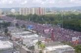 Más de un millón de personas marchan en Puerto Rico exigiendo renuncia de gobernador