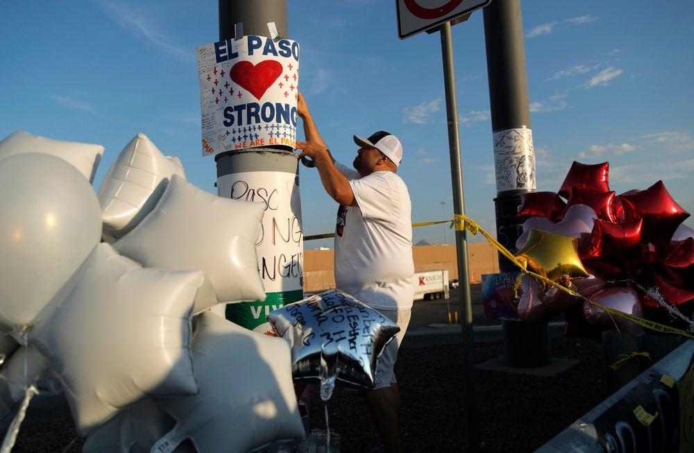 Pastor de El Paso se aferra a la fe después de que le dispararon a su hija en Walmart: «Dios tiene un propósito»