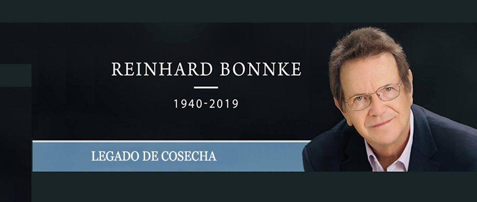 Evangelista Reinhard Bonnke muere a los 79 años
