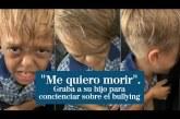 Niño con enanismo desea morirse por bullying