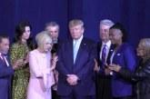 Donald Trump Jr. defiende a los cristianos y critica a NYT por culpar a los evangélicos por la Crisis COVID 19