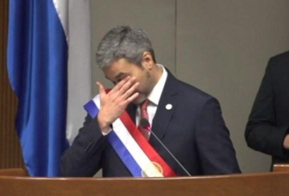 El Presidente De Paraguay Llora, Clama A Dios Y Ordena El Aislamiento Total De Su País Hasta El 12 De Abril