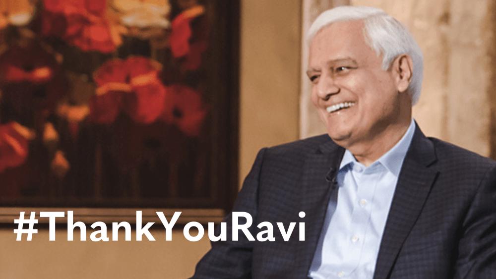 Ravi Zacharias muere a los 74 años