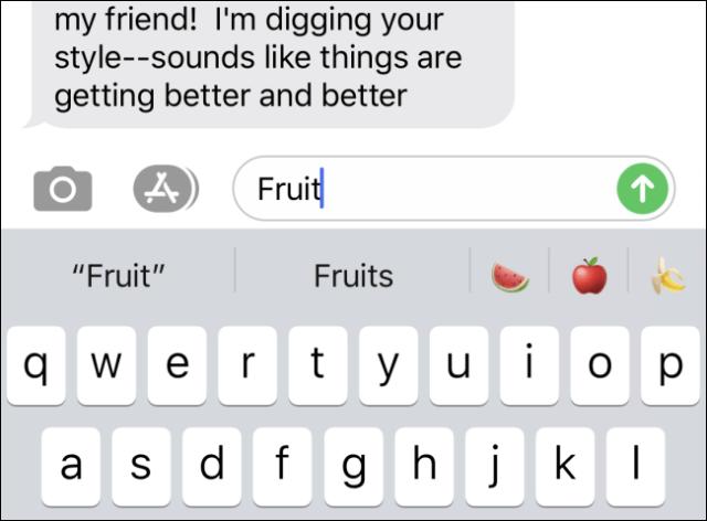 fruit emoji