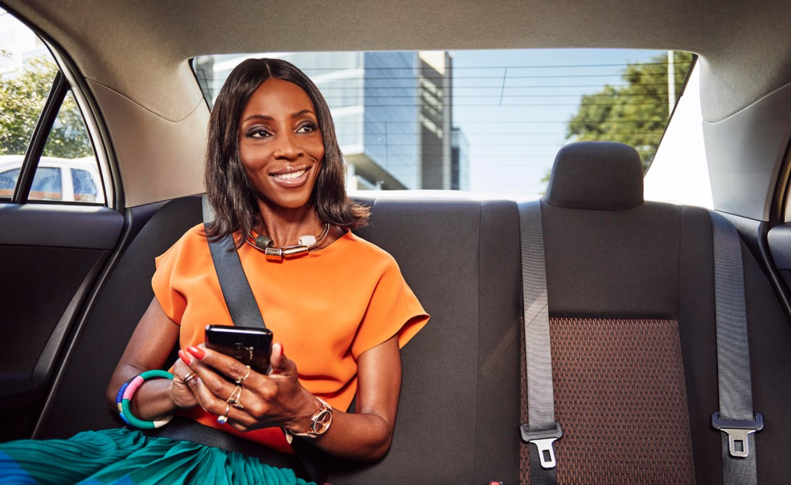 Uber Cash launches in Africa with Flutterwave