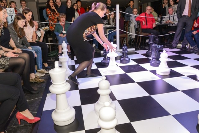 2016 Tradewise Gibraltar Chess Festival: Battle of the Sexes, 30 January 2016