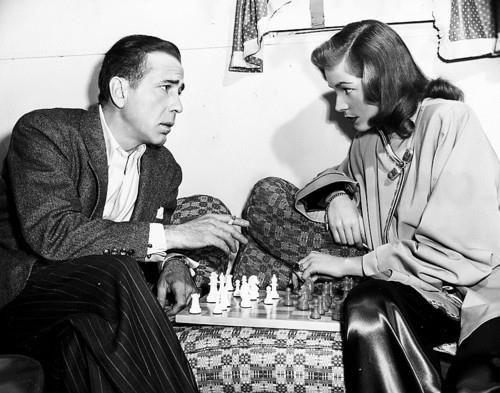 Bogart- Hepburn