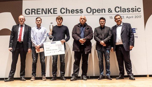 Grenke Open 2017