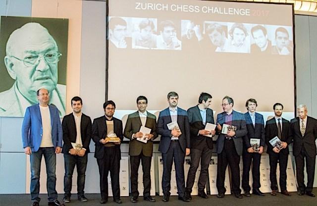 KZCC 2017 podium