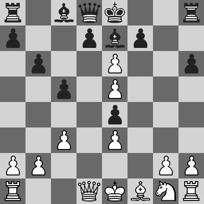 Jobava-Stefansson dopo 12. dxe6