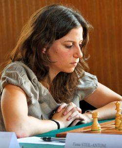 Emilie Marchadour, classe 1987, Elo 2097