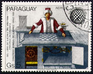 Paraguay 1985