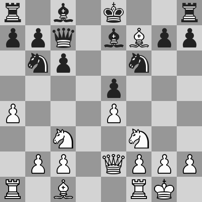 Velimirovic-Kavalek dopo 10.Axf7+