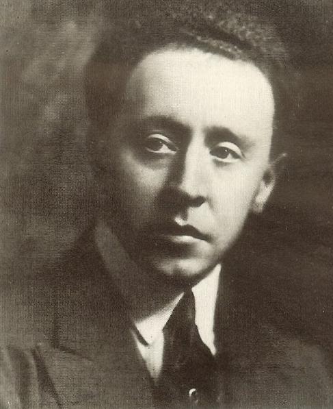 Young Arthur Rubinstein
