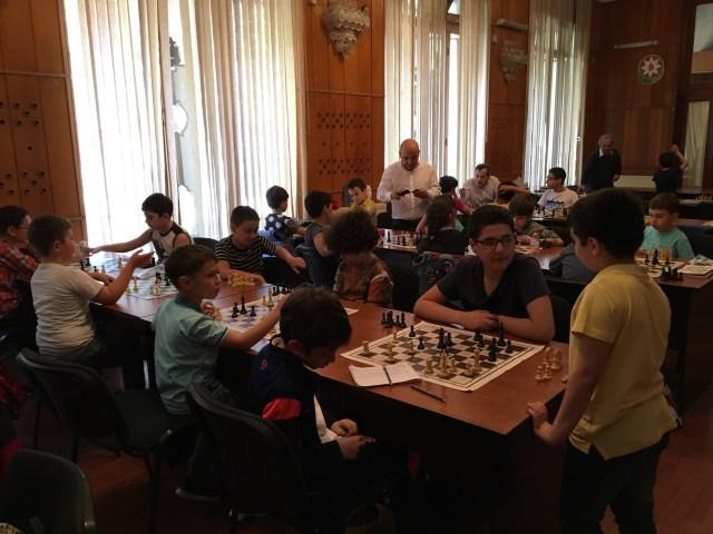 Baku - ChessClub #1