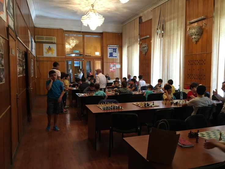 Baku - ChessClub #2