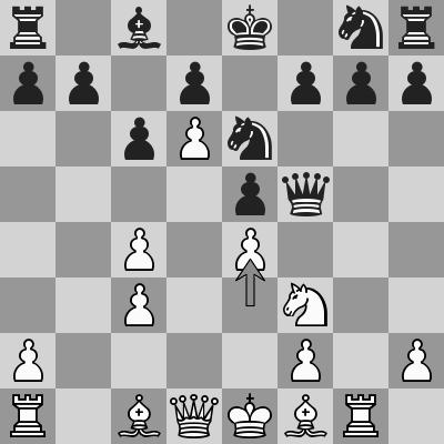 Carlsen-MVL dopo 12. e4