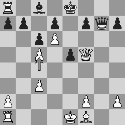 Carlsen-MVL dopo 23. c5