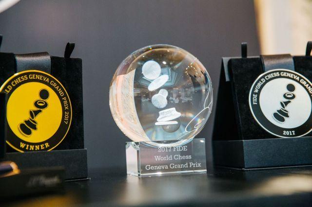 FIDE GP Ginevra - Premi