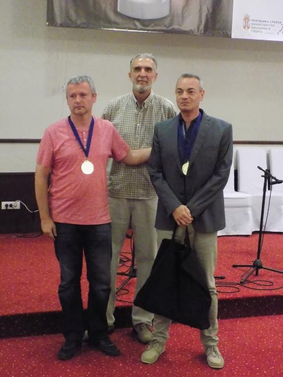 Senior 50+ - Bellia premiato (miglio 3a con 7 su 7)
