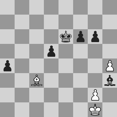 Topalov-Shirov dopo 47. ... Ah3!!!