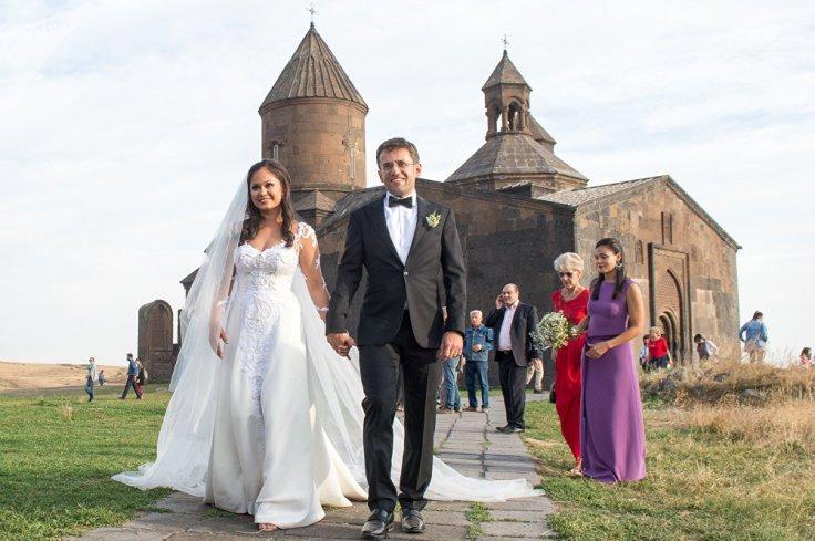 Aronian-Caoili wedding (Armeniasputinik)