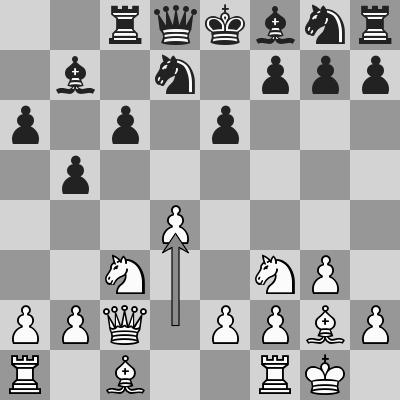 Aronian-Ivanchuk - R5, P1 dopo 10. d4