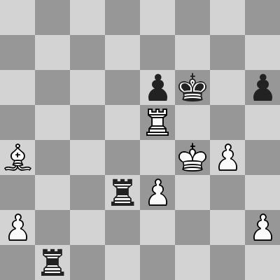 Bu-Svidler - R4, R1 dopo 39. ... Td3