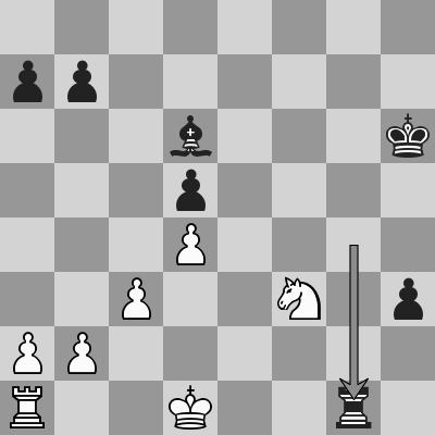 Carlsen-Bu - R3, P1 dopo 36. ... Tg1