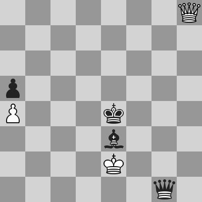Duda-Ivanchuk - R2, P1 dopo 73. ... g1=D