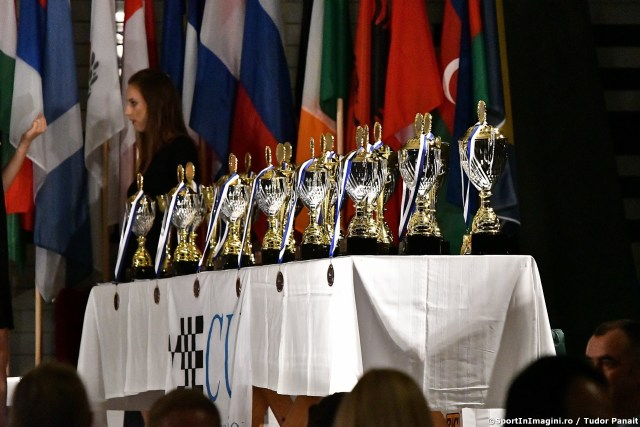 ECU Youth 2017 - Trophies