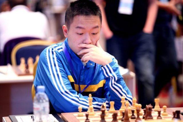 FIDE World CUP 2017 - R1 Wei Yi (Karlovich)